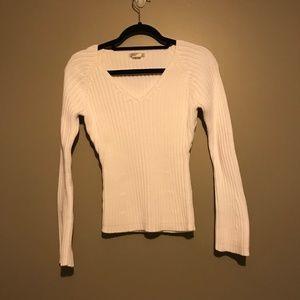 Gap Sweater White Size M